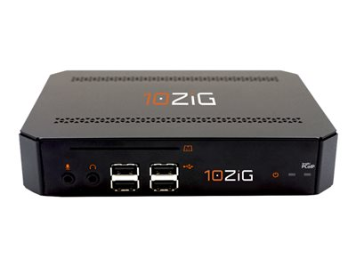 10ZiG V1206-PDSS Zero client USFF 1 x Tera2321 no HDD GigE monitor: none