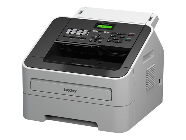 Image of Brother FAX-2940 - multifunction printer - B/W