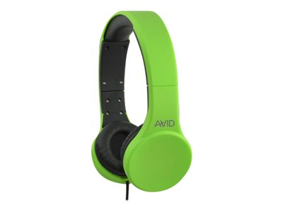 AVID AE-42 Classroom Pack headphones with mic on-ear wired 3.5 mm jack