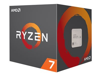 AMD CPU Ryzen 7 2700 3.2GHz 8 kerner  AM4