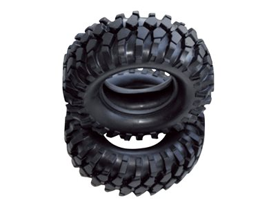AMEWI - 96mm tire set with inserts