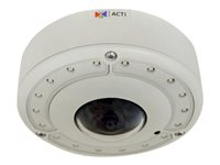 ACTi B77A Network surveillance camera dome outdoor vandal / weatherproof