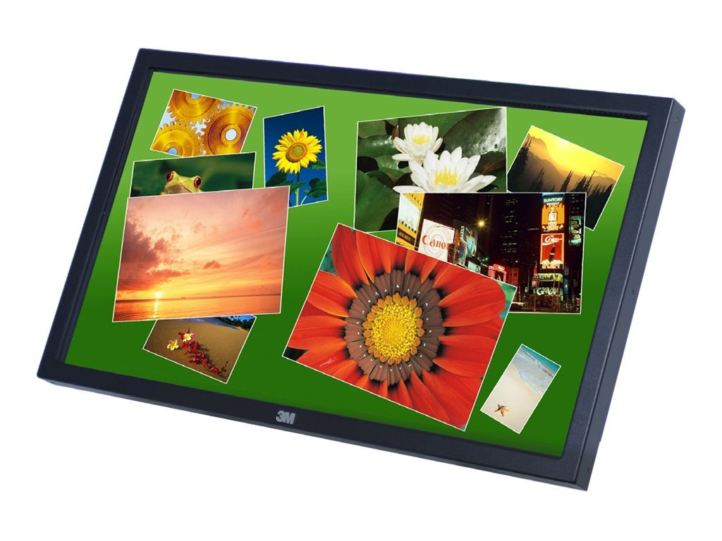 """3M Multi-touch Display C3266PW - LED monitor - Full HD (1080p) - 32"""""""