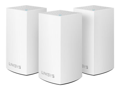 Linksys VELOP Whole Home Mesh Wi-Fi System VLP0103 2-port switch