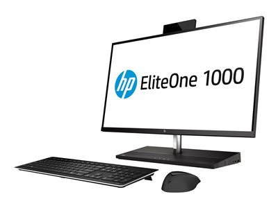 HP EliteOne 1000 G2 All-in-one Core i5 8500 / 3 GHz RAM 8 GB SSD 256 GB NVMe