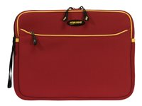 Mobile Edge 14.1INCH Ultrabook Neoprene SlipSuit Sleeve Notebook sleeve 14.1INCH red, gol