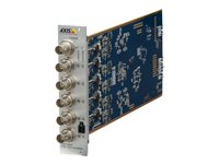 AXIS T8646 PoE+ over Coax Blade - Video server