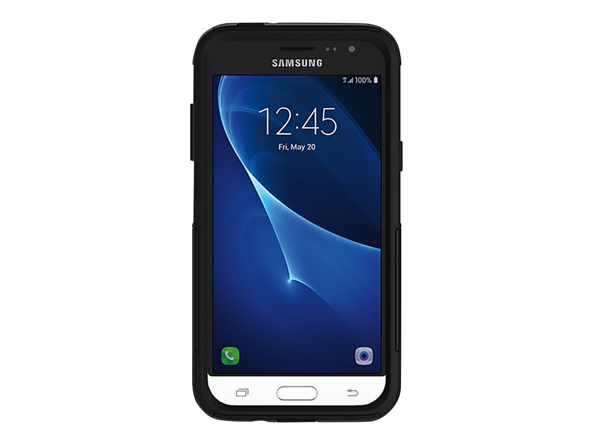 OtterBox Commuter Series Samsung Galaxy J3 (2016)/J3 V - Pro Pack - back cover for cell phone