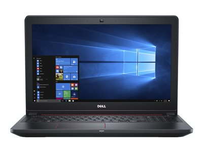 Dell Inspiron 15 5576 Gaming A10 9630P / 2.6 GHz Win 10 Home 64-bit 8 GB RAM 1 TB HDD