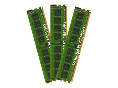 ValueRAM - DDR3 - 24 GB: 3 x 8 GB - DIMM a 240 pin