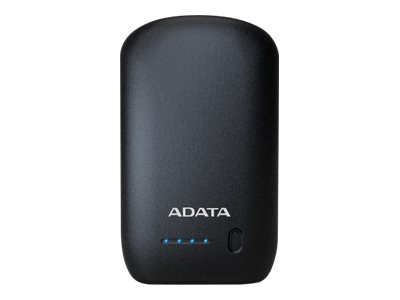 ADATA Power Bank P10050 Rechargeable Lithium-ion battery, Dual USB ports