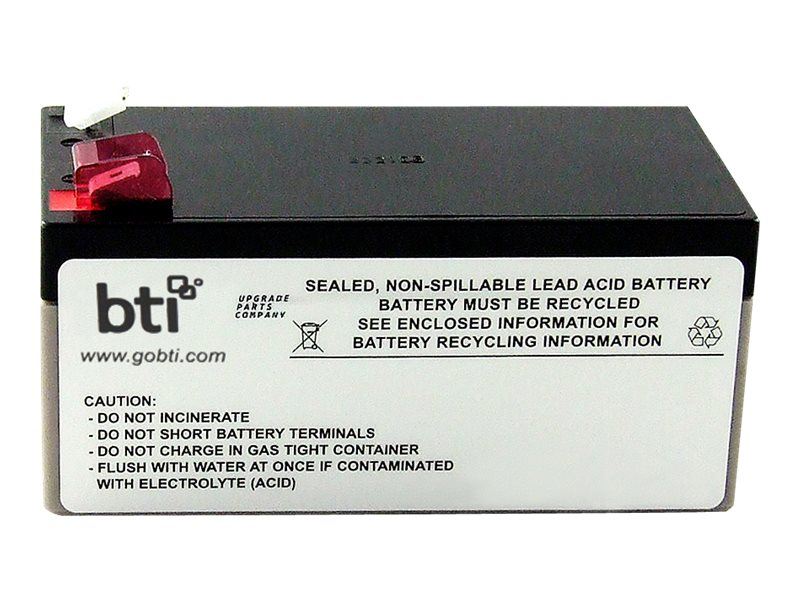 BTI Replacement Battery #47 for APC - UPS battery - lead acid