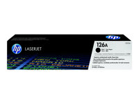 HP 126A - Black - original