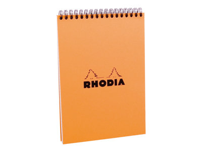 Blocs & Porte blocs RHODIA CLASSIC SMALL OFFICE - Bloc notes - A5 -  80 pages - quadrillé - 5x5 - spirales