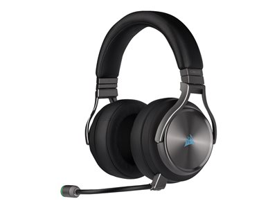 CORSAIR Gaming VIRTUOSO RGB SE Headset full size 2.4 GHz wireless USB, 3.5 mm jack