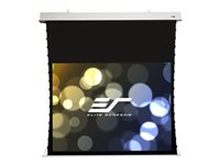 Elite Screens Evanesce Tab-Tension Series ITE135HW2-E8 Projection screen in-ceiling mountable