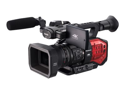 Panasonic AG-DVX200PJ Camcorder Four Thirds 4K / 24 fps 13x optical zoom Leica
