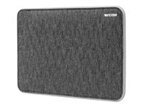 Incase Designs ICON Notebook sleeve 15INCH gray, black heather