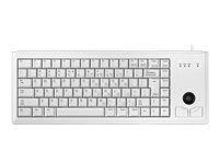 CHERRY ML4420 Keyboard USB English US light gray