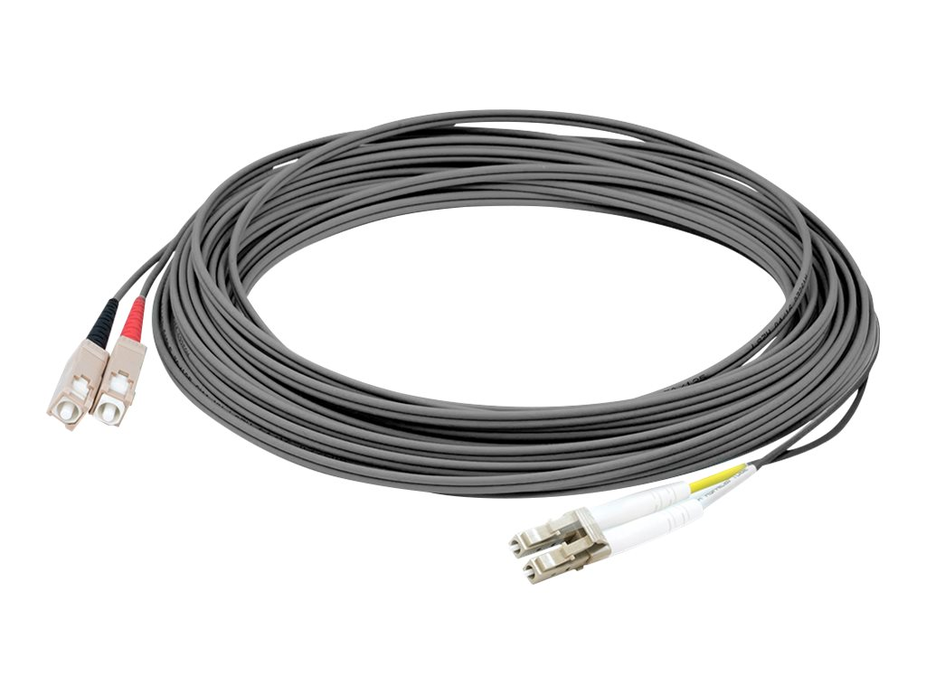 AddOn patch cable - TAA Compliant - 1 m - gray