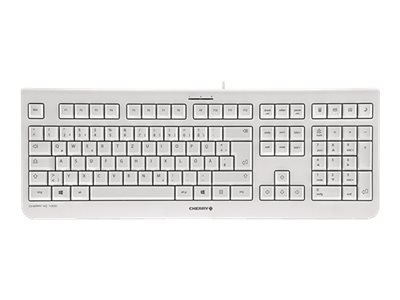 CHERRY TAS KC 1000 grey USB belgisches Layout JK-0800BE-0