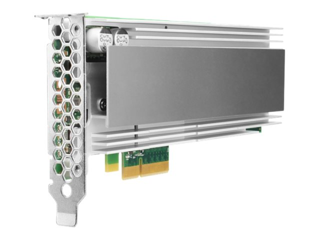HPE Mixed Use - solid state drive - 1.6 TB - PCI Express x8 (NVMe)