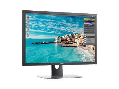 "Dell UltraSharp UP3017 - Écran LED - 30"" (30"" visualisable) - 2560 x 1600 - IPS - 350 cd/m² - 1000:1 - 6 ms - 2xHDMI, DisplayPort, Mini DisplayPort - noir"