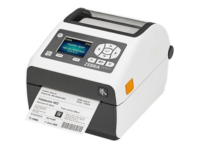 Zebra ZD620-HC Label printer thermal transfer Roll (4.65 in) 203 dpi