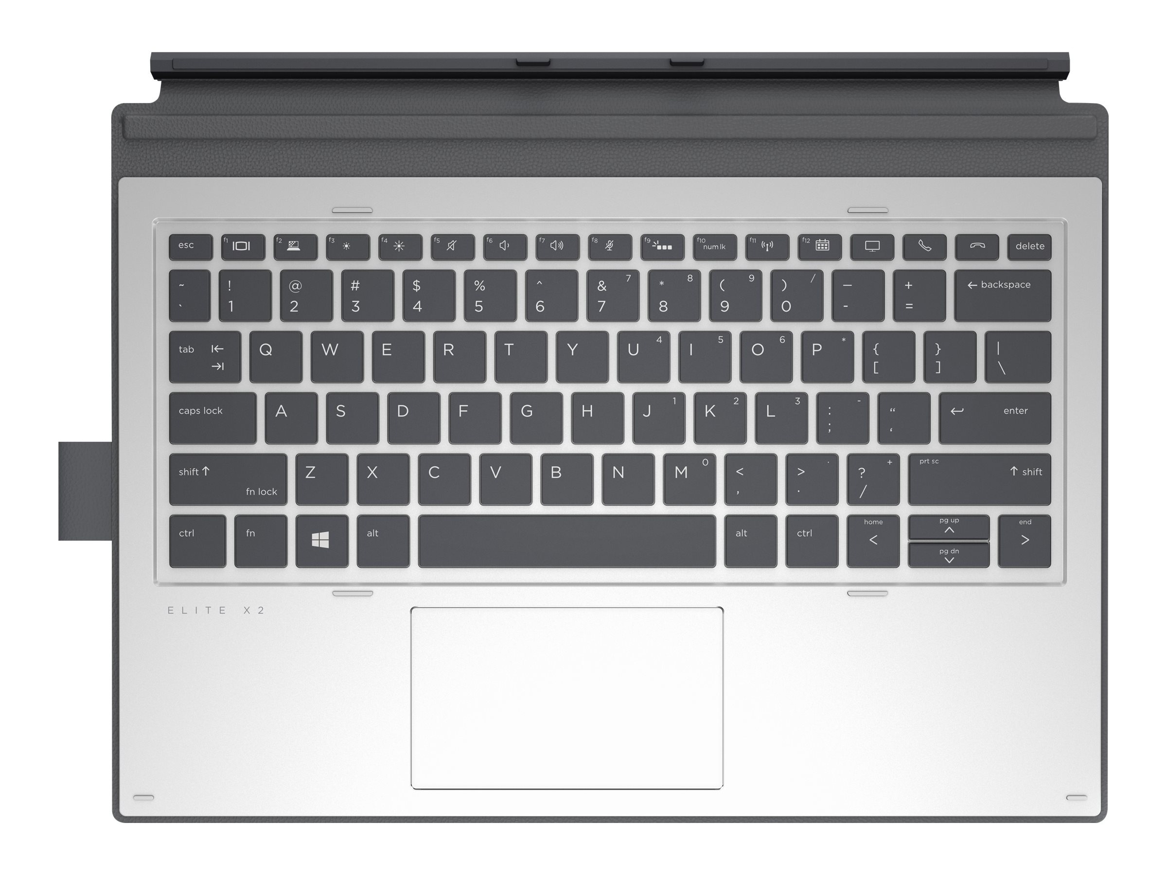 HP Collaboration - keyboard - with ClickPad - US