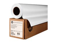 HP Permanent - Matte - permanent adhesive - 4.8 mil - Roll (60 in x 300 ft) - 145 g/m² - 1 roll(s) vinyl - for HP DesignJet L26500, L28500; Latex 280, 330, 360