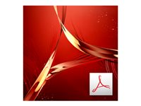 Adobe Acrobat Pro DC for teams - Team-Lizenzabonnement, neu (monatlich)