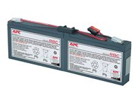 APC Replacement Battery Cartridge #18 - UPS battery