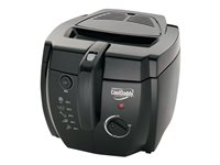 Presto CoolDaddy 05442 Deep fryer 2 qt 1500 W black