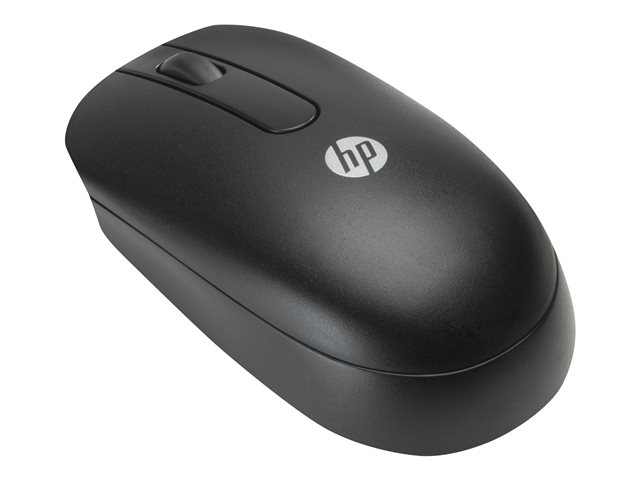 HP - Mouse - right and left-handed - laser