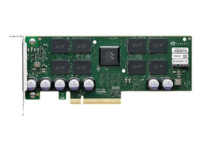 Seagate Nytro XP7102 NVMe - solid state drive - 1.6 TB - PCI Express 3.0 x4 (NVMe)