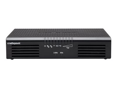Cradlepoint AER1650 Wireless router WWAN 4-port switch GigE rack-mountable
