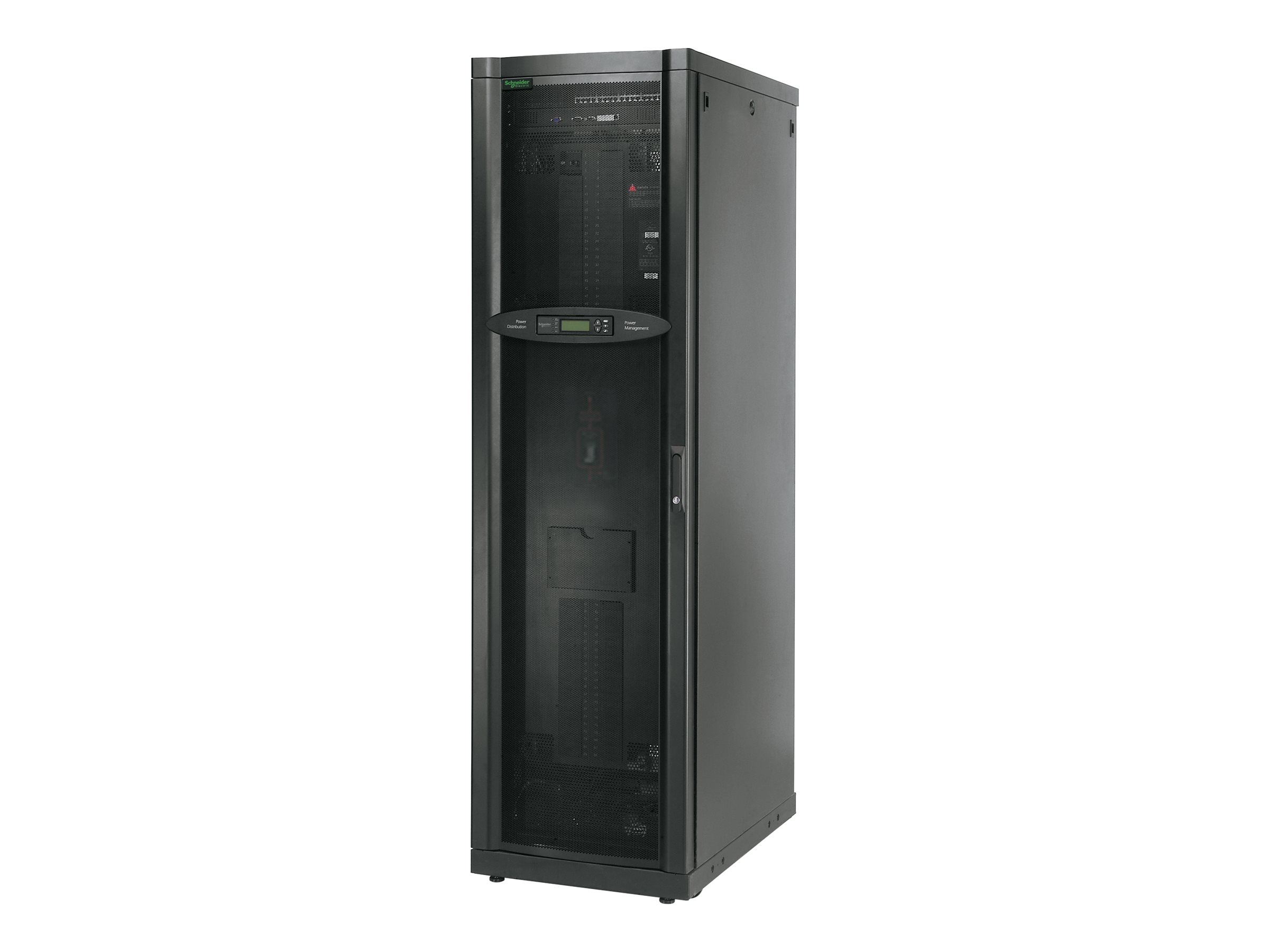 APC InfraStruXure PDU - power distribution cabinet - 60 kW
