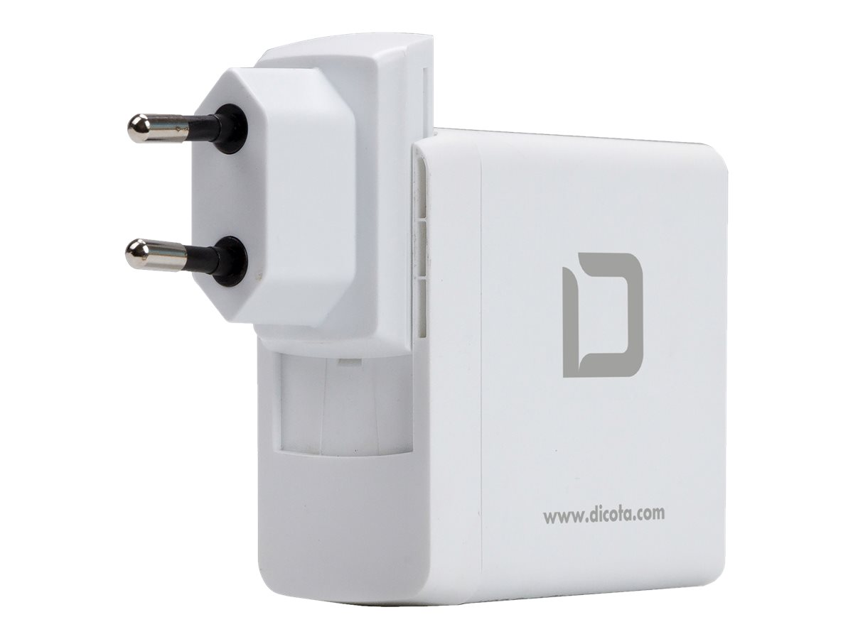 Dicota Universal Travel Notebook Charger USB-C D31468