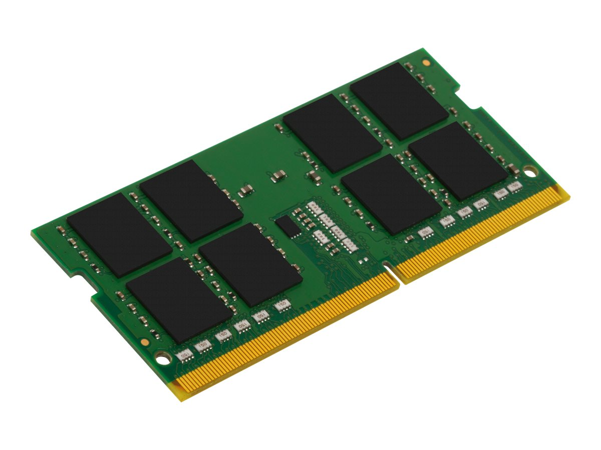 Kingston ValueRAM - DDR4 - module - 16 GB - SO-DIMM 260-pin - unbuffered
