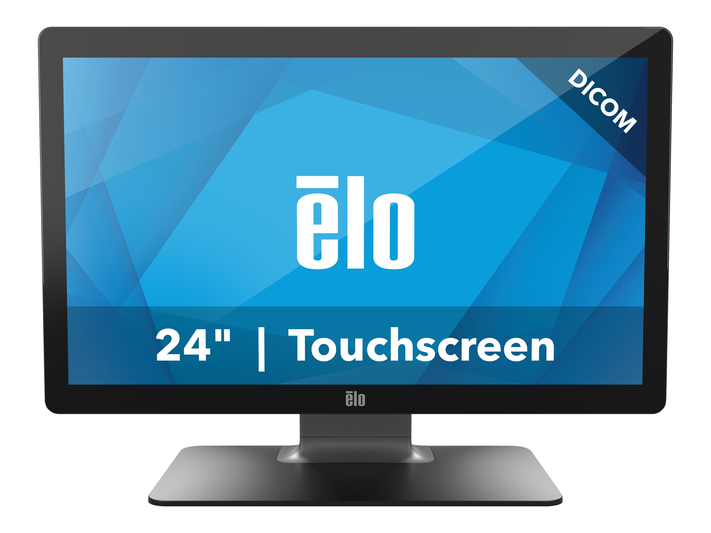 Elo 2403LM, Projected Capacitive, 10 TP, Full HD, schwarz