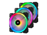 CORSAIR LL Series LL120 RGB Dual Light Loop - Ventilateur châssis