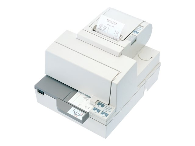 Image of Epson TM H5000IIP - receipt printer - monochrome - thermal line / dot-matrix