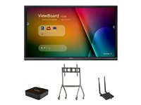 ViewSonic IFP6550-C4 65INCH Diagonal Class (65INCH viewable) LED display interactive