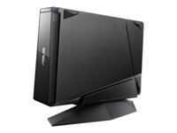 Picture of ASUS BW-12D1S-U - BD-RE drive - SuperSpeed USB 3.0 - external (BW-12D1S-U/BLK/G/AS)