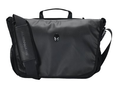 Mobile Edge Alienware Vindicator 14INCH or 17INCH Messenger Bag Notebook carrying case 17INCH bl
