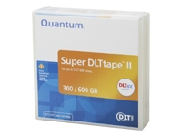 Quantum Super DLTtape II - Super DLT II - 300 GB / 600 GB - for DLT Rack2