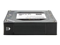 StarTech.com Dual-Bay 2.5 to 3.5in Adapter Enclosure with SATA III and RAID - Baie de disques - 2 Baies (SATA)