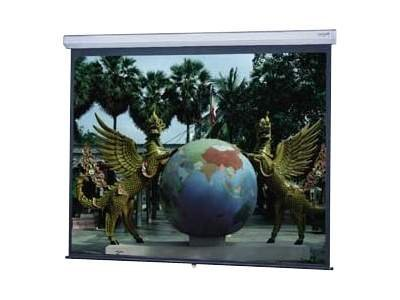 Da-Lite Model C with CSR HDTV Format Projection screen ceiling mountable, wall mountable