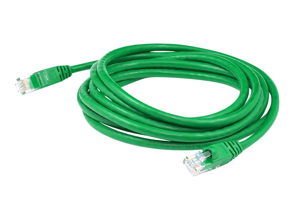 AddOn patch cable - 3.05 m - green
