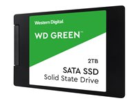 WD Green SSD WDS200T2G0A - Solid-State-Disk